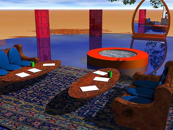 lounge lucid dream area